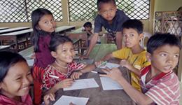 世界の発展途上国の子供たちへ給食サポートを実施3